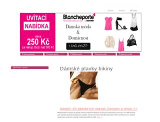 modapromlade.cz screenshot