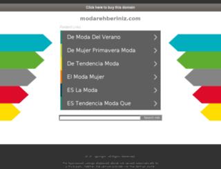 modarehberiniz.com screenshot