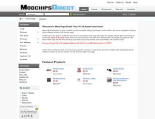 modchipsdirect.com screenshot