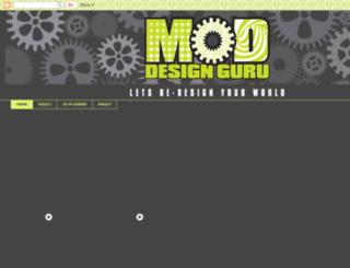 moddesignguru.com screenshot