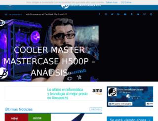 modding.benchmarkhardware.com screenshot