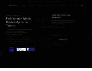 moddworks.com screenshot