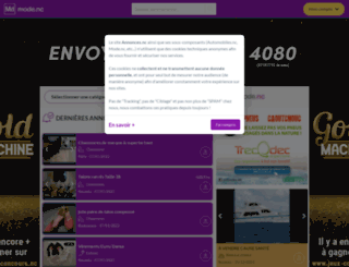 mode.nc screenshot