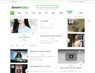 model.eventtoday.com screenshot