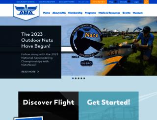 modelaircraft.org screenshot