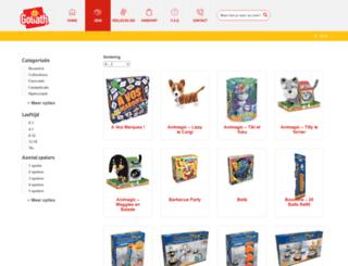 modelco.fr screenshot