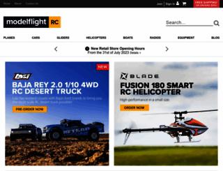 modelflight.com.au screenshot