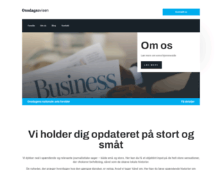 modelkonkurrencen.dk screenshot