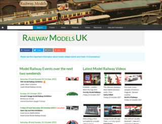 modelr.co.uk screenshot