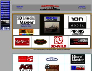 modelshipgallery.com screenshot