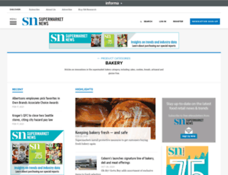 modern-baking.com screenshot