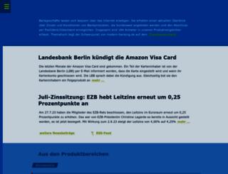 modern-banking.de screenshot
