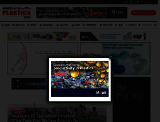 modernplasticsindia.com screenshot