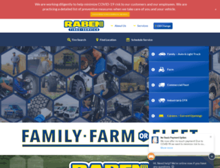 moderntire.com screenshot