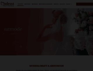 modessa.com screenshot
