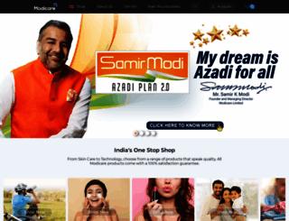 modicare.com screenshot