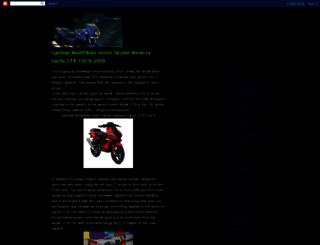 modifikasi-bajaj-pulsar.blogspot.com screenshot