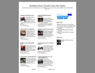 modifikasi-motor-yamaha.blogspot.co.uk screenshot