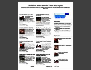 modifikasi-motor-yamaha.blogspot.com screenshot