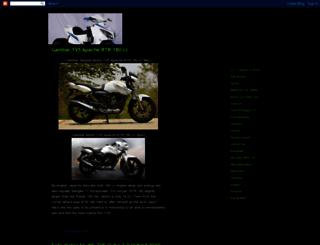 modifikasi-yamaha-mio.blogspot.com screenshot