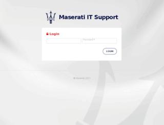 modiscs.maserati.it screenshot
