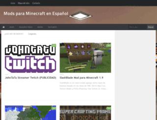 mods-para-minecraft.blogspot.com.ar screenshot