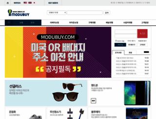 modubuy.com screenshot