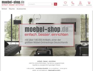 Access moebel shop.de. moebel shop.de   Besser online einrichten!