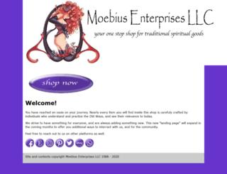 moebiusenterprises.com screenshot