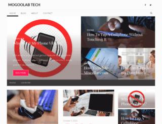 mogoolab.com screenshot