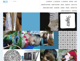mohammadzahirulislam.wordpress.com screenshot