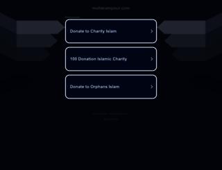 moharampour.com screenshot