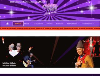 moisturefestival.com screenshot
