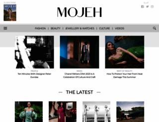 mojeh.com screenshot