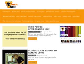 mojohive.com screenshot