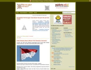 mojokerto-blog.blogspot.com screenshot
