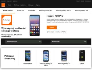 mojtelefon.info screenshot