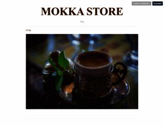 mokkastore.com screenshot