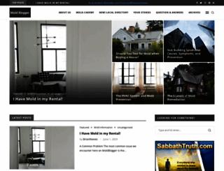 moldblogger.com screenshot