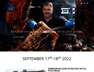 moldfoodfestival.co.uk screenshot