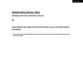 moldova.org screenshot