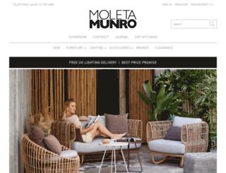 moletamunro.com screenshot