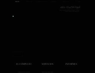 molinodelastermas.com.ar screenshot