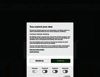 molo.com screenshot