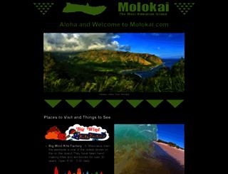 molokai.com screenshot