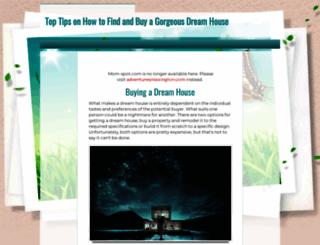 mom-spot.com screenshot