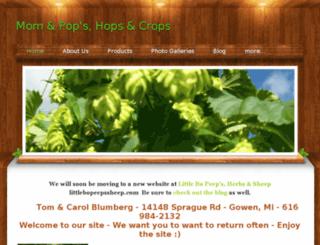 momandpophops.com screenshot