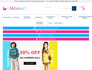 momezz.com screenshot