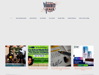 mommypeach.com screenshot