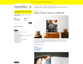 momofukufor2.com screenshot